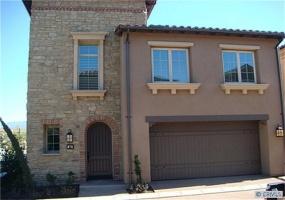 40 BRINDISI, Irvine, California 92618, 3 Bedrooms Bedrooms, ,3 BathroomsBathrooms,Home,Leased,BRINDISI,1323